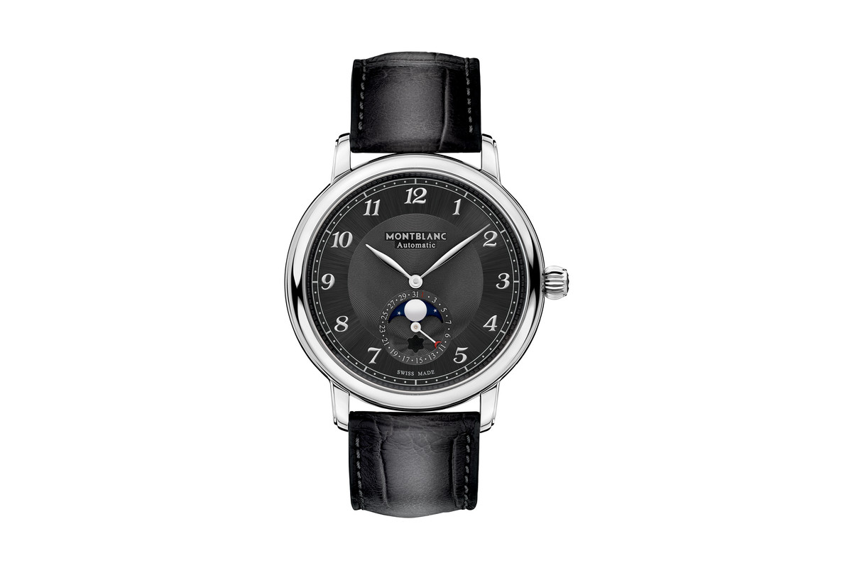 Часы Montblanc Star Legacy Moonphase 42 mm
